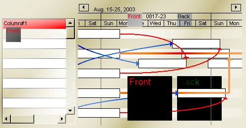 Another Gantt chart, again